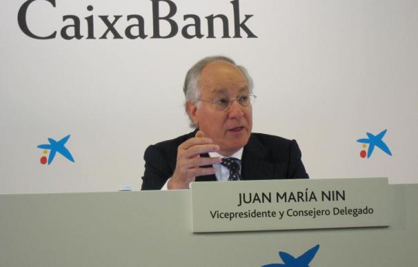 (Ampl.2) Gonzalo Gortázar releva a Juan María Nin como consejero delegado de CaixaBank