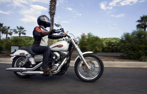Unas 15.000 Harley-Davidson recorren el centro de Barcelona