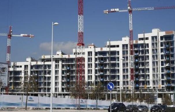 La actividad de la construcción en España subió un 5,4% interanual en julio