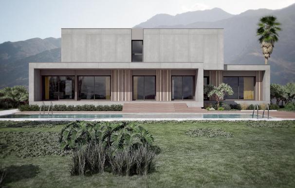 Fotografía de el diseño 'Kochi' de PopUp House.