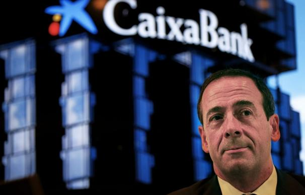 El consejero delegado de CaixaBank, Gonzalo Gortázar. (EFE)