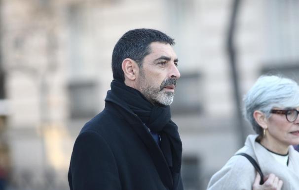 El exjefe de los Mossos d'Esquadra, Josep Lluis Trapero. /EUROPAPRESS