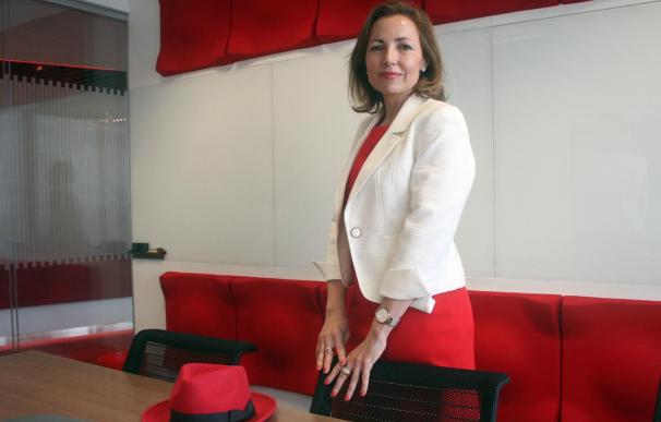 Julia Bernal, responsable de Red Hat para España y Portugal
