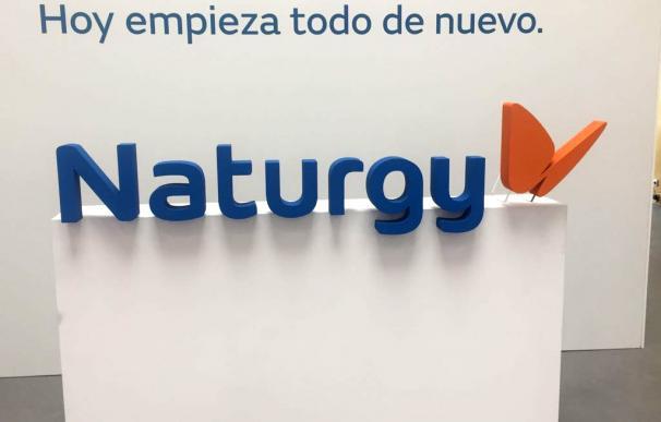 Nuevo logo de Gas Natural, ahora Naturgy