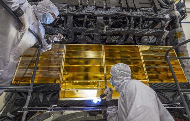 Transportará el mayor espejo jamás lanzado al espacio (Foto: NASA)