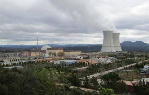 Central nuclear de Trillo (Guadalajara), participada por Naturgy.