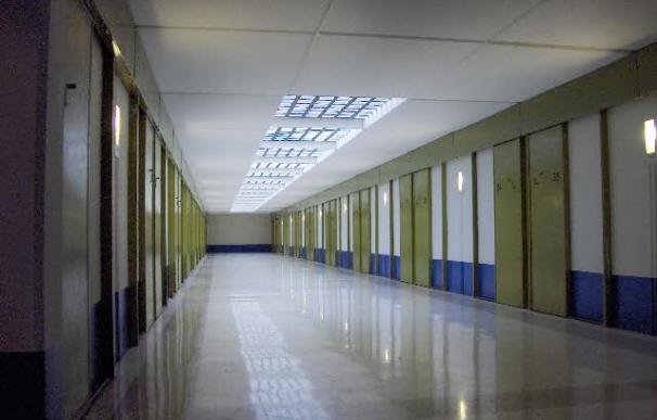 Interior de Zuera. /Centros penitenciarios