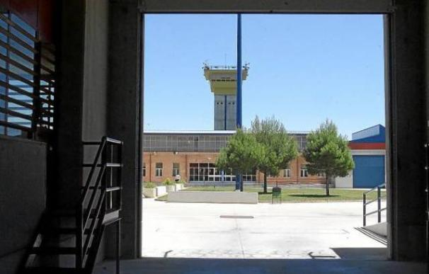 Imagen general del centro penitenciario de Zuera. /Heraldo