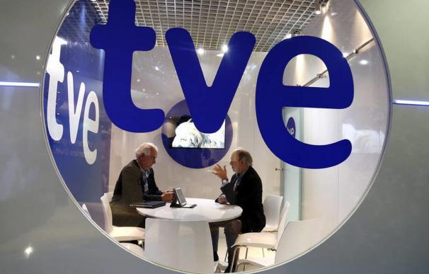 Imagen Logo de TVE.