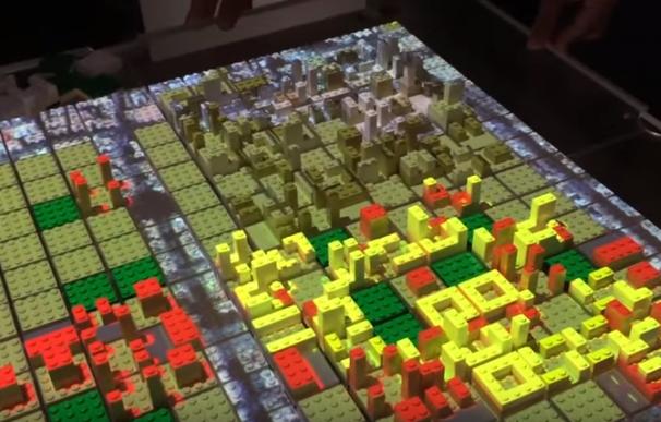 El MIT usa LEGO para cambiar el mundo