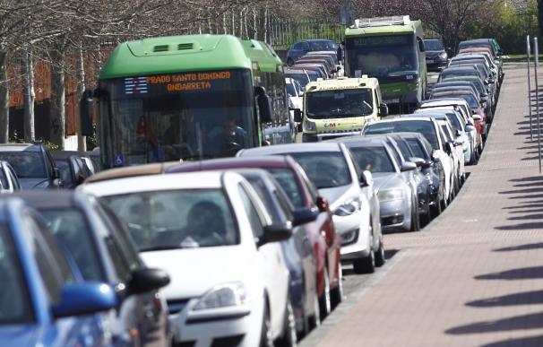 Siguen utilizándose muchos de coches que, tanto por edad como por estado, deberían achatarrarse (EP)