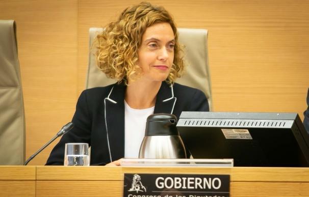 Fotografía de Meritxell Batet, ministra de Función Pública