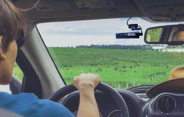 Fotografía del grabador de conducción Xiaomi 70 Mai.