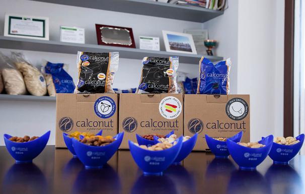 Calconut, los frutos secos que enamoran a los jeques