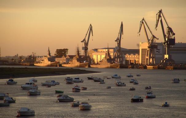 El contrato es clave para garantizar la actividad de trabajo de sus astilleros de Bahía de Cádiz (Foto: Navantia)
