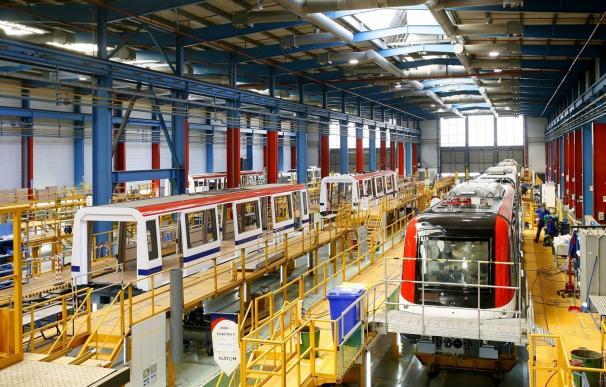 Alstom y Siemens suman en España dos fábricas y miles de empleos con su negocio ferroviario