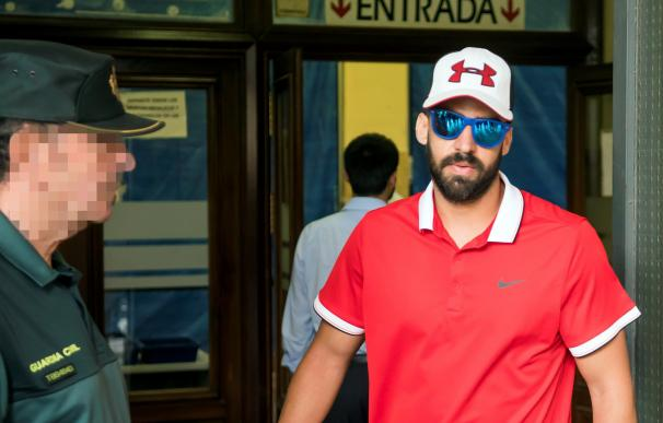 Antonio Manuel Guerrero, guardia civil de La Manada