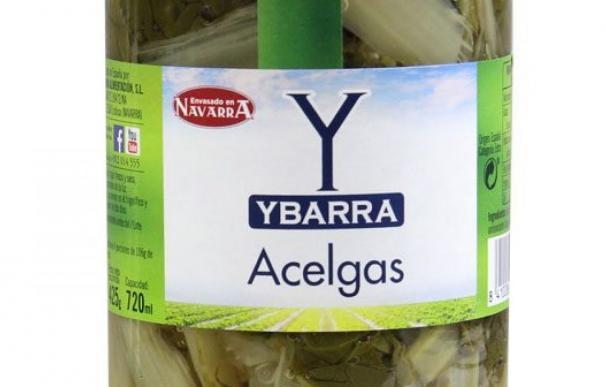 Acelgas Ybarra