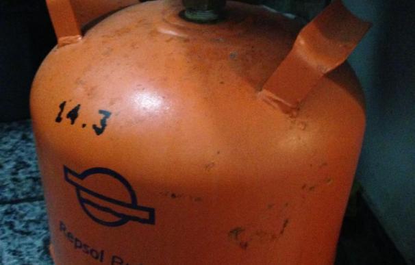 El precio de la bombona de butano se mantiene hasta septiembre en 17,5 euros