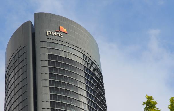 Imagen de la sede de PwC en Madrid.
