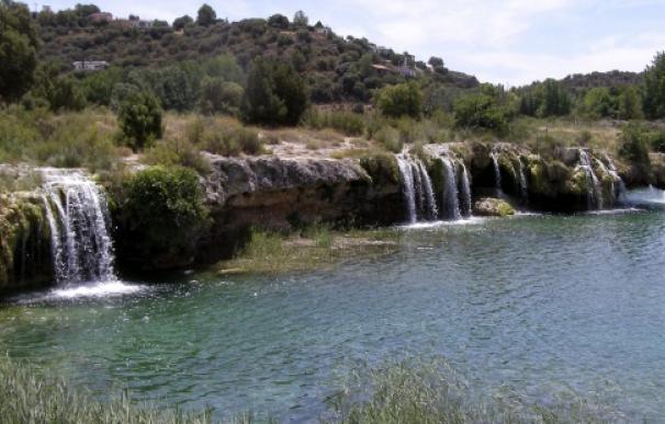 Vista parcial de las Lagunas de Ruidera. EFE/EeA