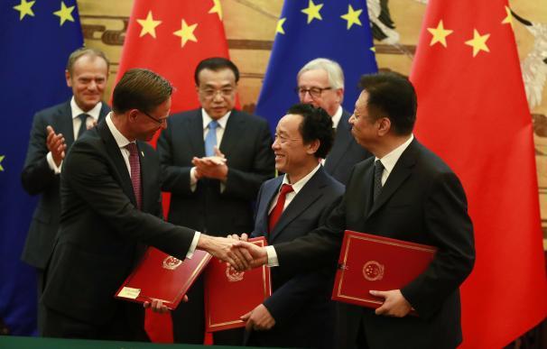 Acuerdo China-UE