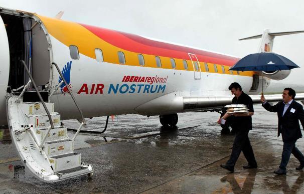 Air Nostrum es premiada como mejor aerolínea regional europea por quinta vez
