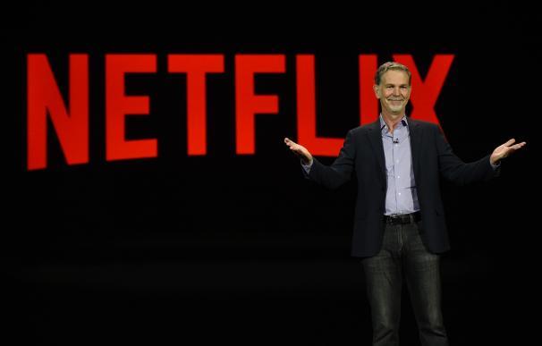 Fotografía CEO Netflix