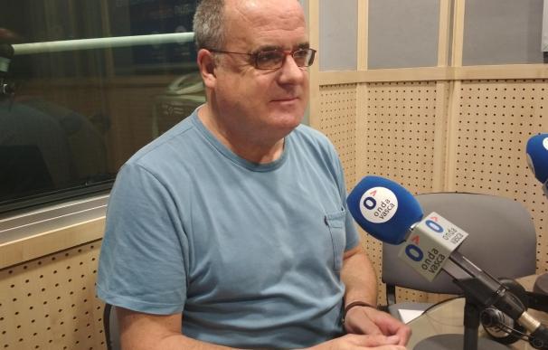 El portavoz en el Parlamento vasco, Joseba Egibar.