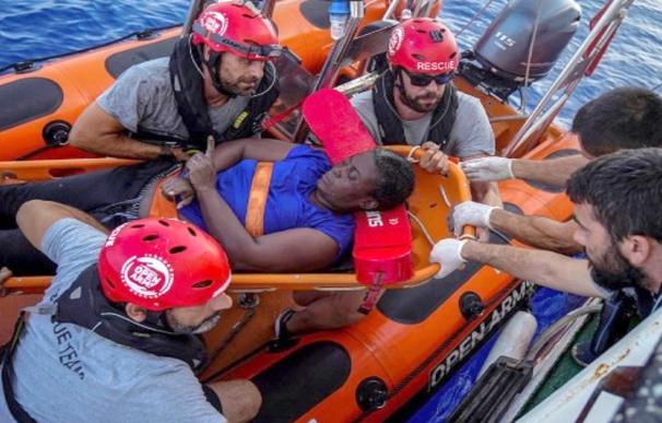 """Marc Gasol: """"Increíble que se abandonen personas en el mar"""""""