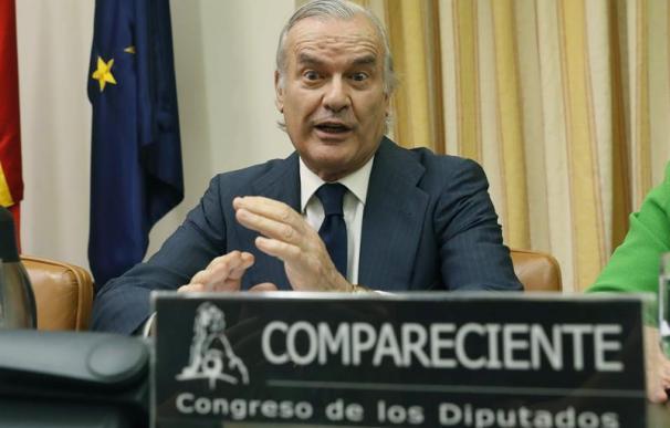 Rodrigo Echenique comparece en la Comisión de Investigación en el Congreso sobre la crisis
