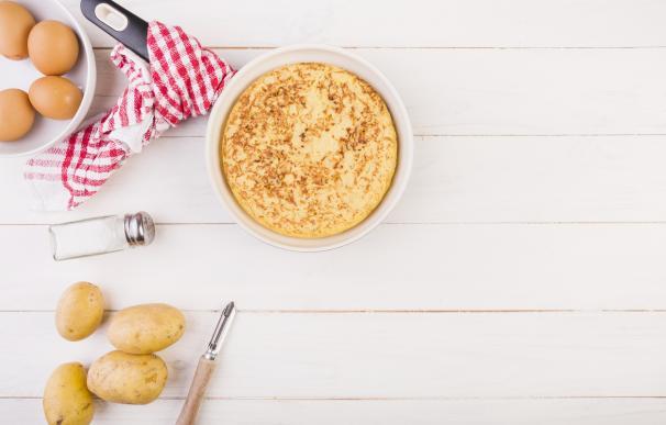 Cómo hacer la tortilla de patata perfecta