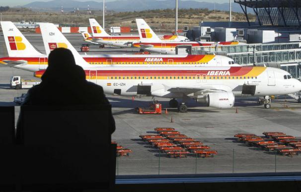 Fotografía de Iberia