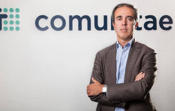 El fundador de Comunitae, Arturo Cervera.