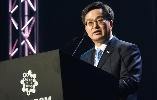 El ministro de Hacienda surcoreano, Kim Dong-yeon (Foto Oficial)