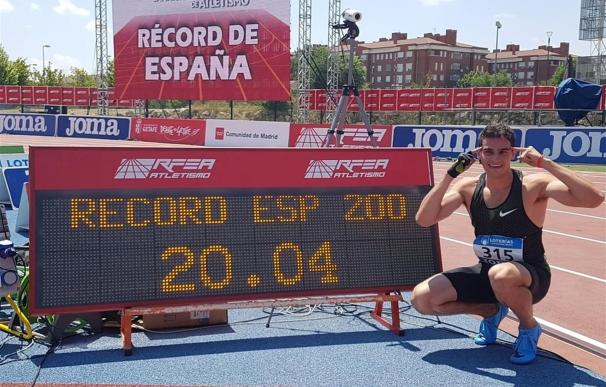 Hortelano volvió el pasado 19 de mayo a la máxima competición (Foto: RFEA)