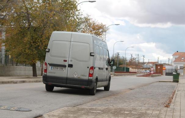 Las empresas de transportistas autónomos en Cantabria se reducen en un 4,56% durante 2013