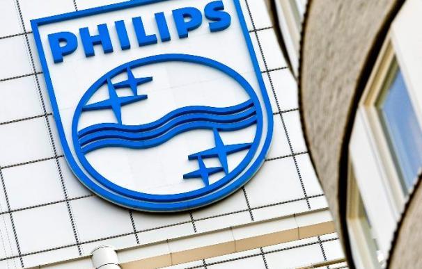 Philips suprimirá 4.500 empleos tras perder 1.131 millones hasta septiembre