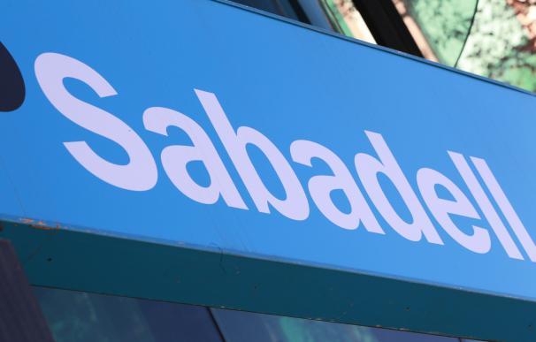 Sucursal del banco Sabadell