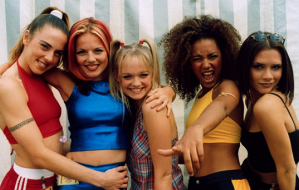 Las Spice Girls ponen banda sonora a una campaña feminista veinte años después de su debut