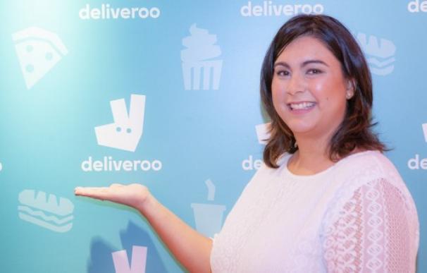 Diana Morato, directora general de Deliveroo en España