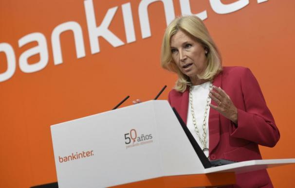 Fotografía de Dolores Dancausa, Bankinter