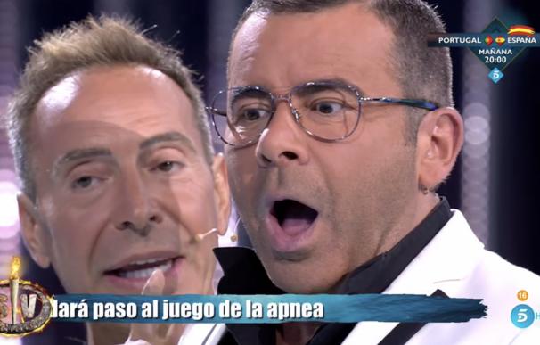 Maestro Joao lee glúteo Jorge Javier Vázquez