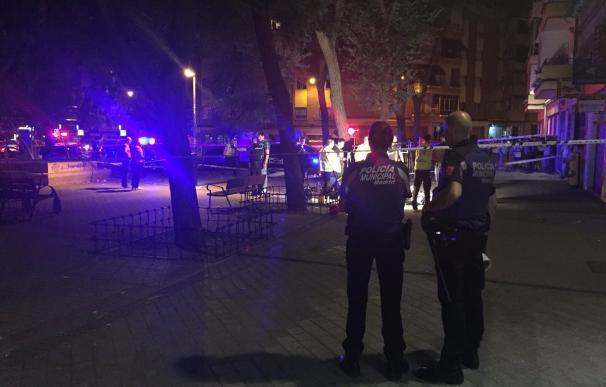 La Policía investiga las circunstancias del suceso (Foto: Emergencias Madrid)
