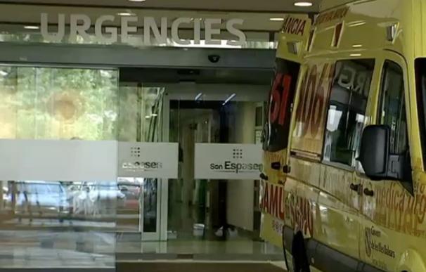 Los heridos permanecen ingresados en el hospital Son Espases de Palma (Imagen: IB3)