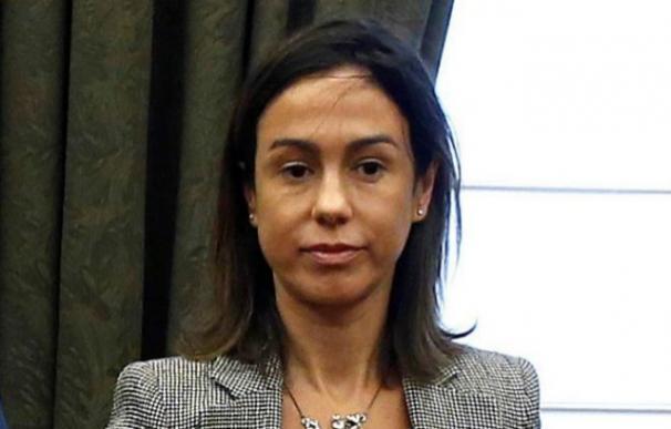 La presidenta de Adif, Isabel Pardo de Vera (EFE)