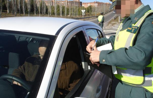 La recaudación media por multa no llega a los 75 euros
