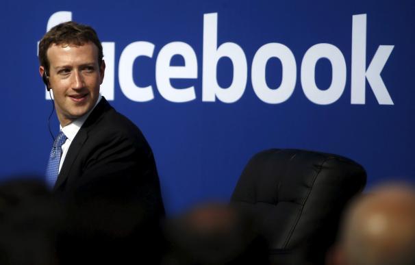 Fotografía Mark Zuckerberg