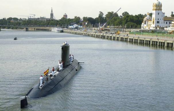 Fotografía submarino S80