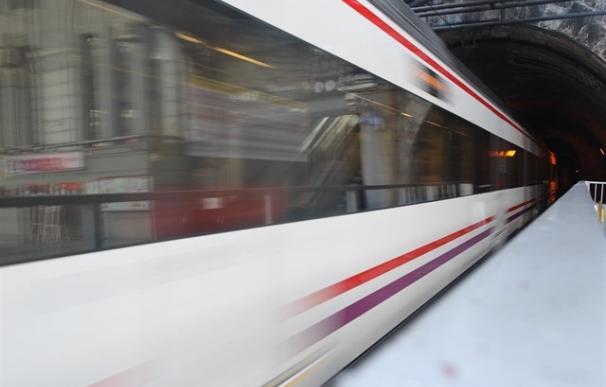 Fotografía recurso tren ADIF